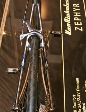 Van Nicholas Zephyr's back end