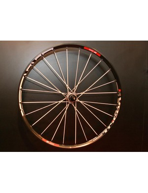 The much-heralded XM 1559 Tricon mountain bike wheel