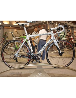 Colnago's new ACE full-carbon sportive bike.