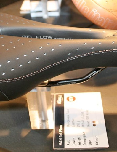 The Man Gel Flow is the latest addition to Selle Italia's 'hole in the middle' range