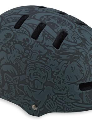 Bell Faction Jimbo Wallpaper piss-pot (matt charcoal and black)
