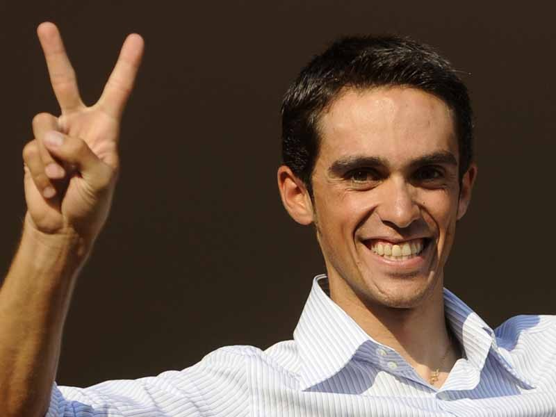 Alberto Contador has finished his season