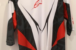 Gravity 3/4 sleeve jersey