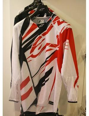 Techstar longsleeve jersey