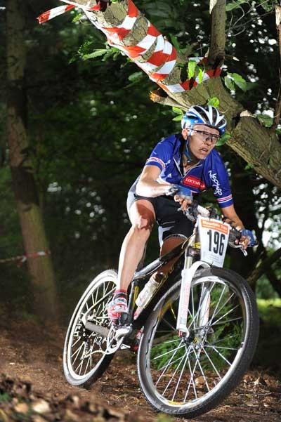 Kim Hamer-Hurst took the solo women title