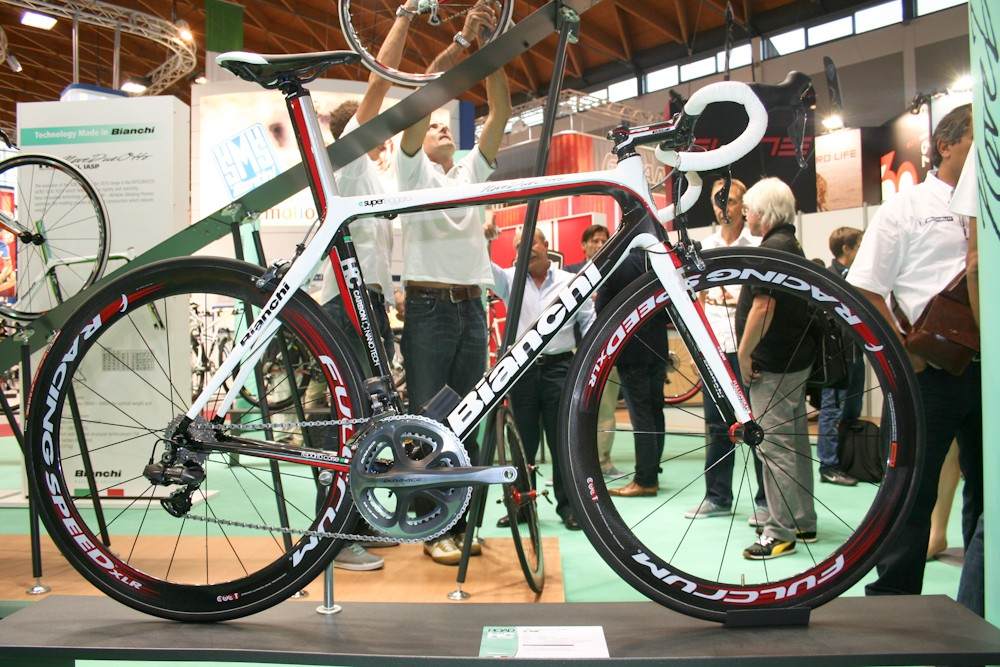 The flagship Di2-integrated NoveDueOtto