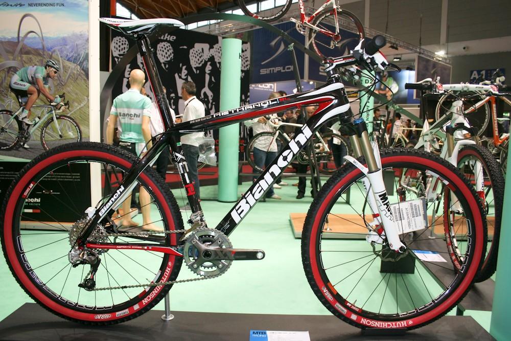 SRAM XX equipped Methanol SL 9900