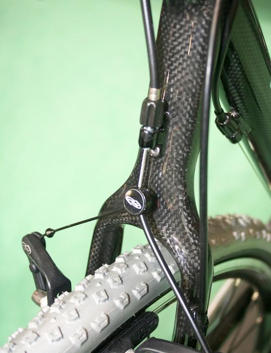 Bianchi Carbon Cross concept