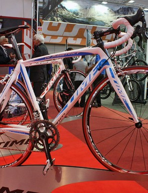 The less expensive Time RX Instinct shares the NXR's Integral RTM construction method but does without its integrated seatmast and nanotube-enhanced resins.