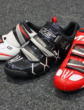 Several Time shoes will also include heat moldable upper materials for 2010.