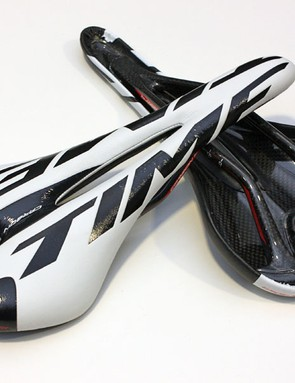 New saddles are also coming from Time with true carbon fiber shells and central cutouts to help relieve pressure on soft tissue.
