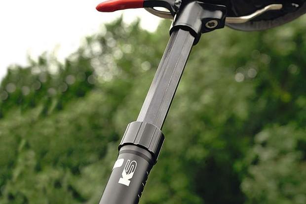 Pure racing ks i850 adjustable seatpost