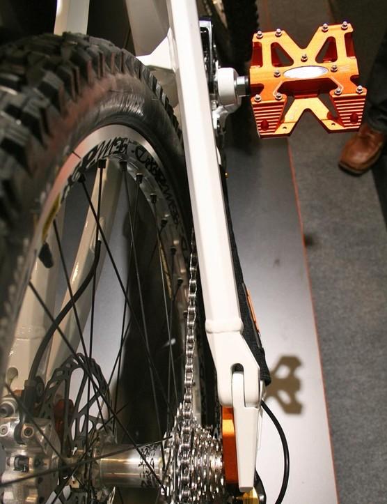 Pedals match too