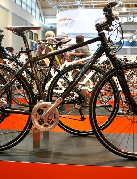 Leggero Race multi-use bike