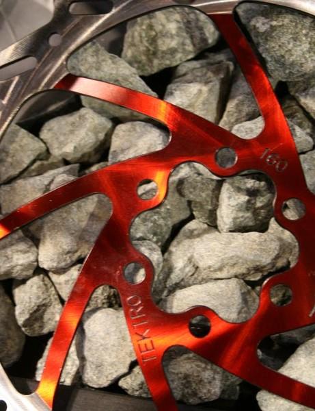 Tektro disc brake rotor