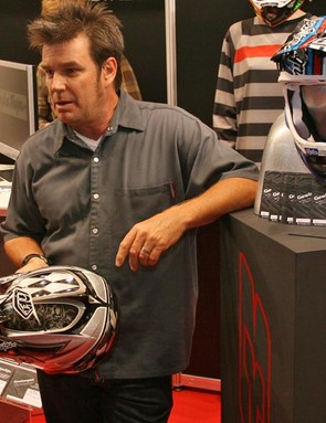 Troy Lee talks about the new D3