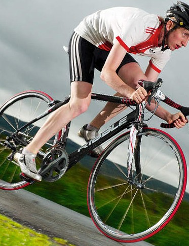 The Ribble is explosively responsive with a real sustain to its speed gain