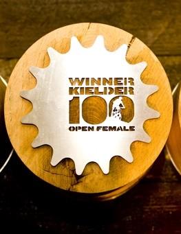 Kielder 100 trophies
