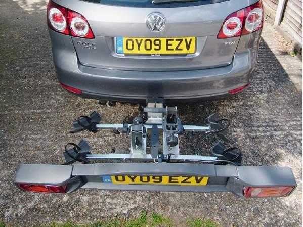 Twinny Load Ergo car rack