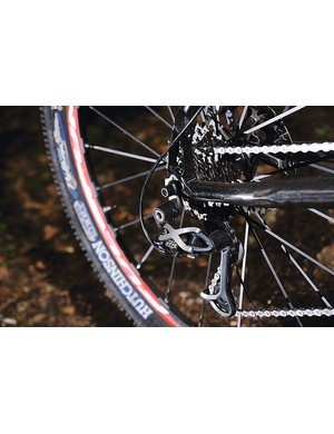 the pro sl boasts full  xtr transmission as  well as xtr disc brakes
