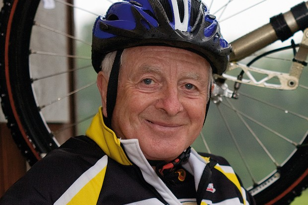 Age doesn't have to slow you down - Tom Pooley is still racing mountain bike marathons in his late sixties