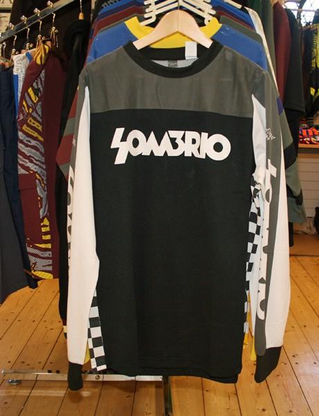 Sombrio 2010 downhill jersey