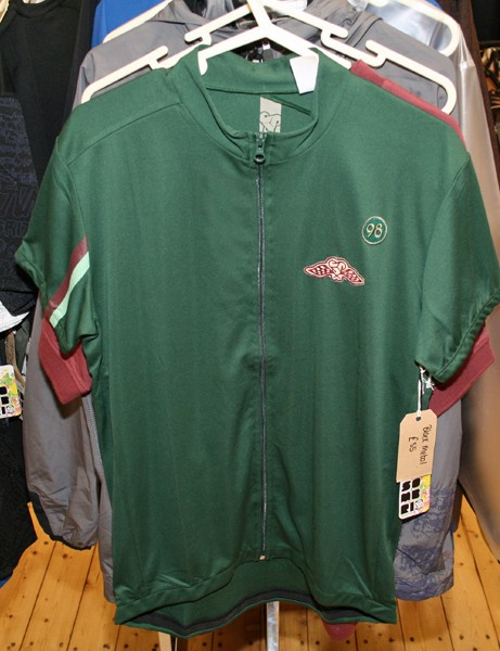 Sombrio 2010 jersey