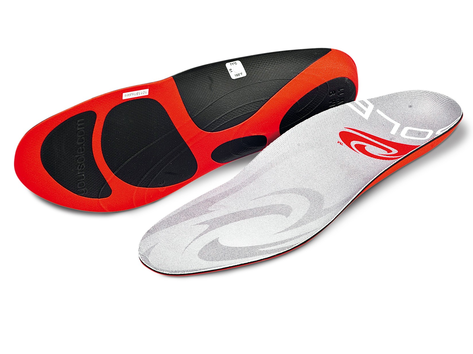 Yoursole Slim Sport Footbeds