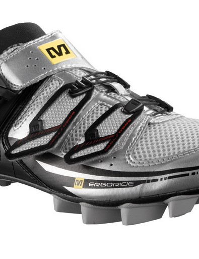 Chasm mountain bike shoe has also been updated