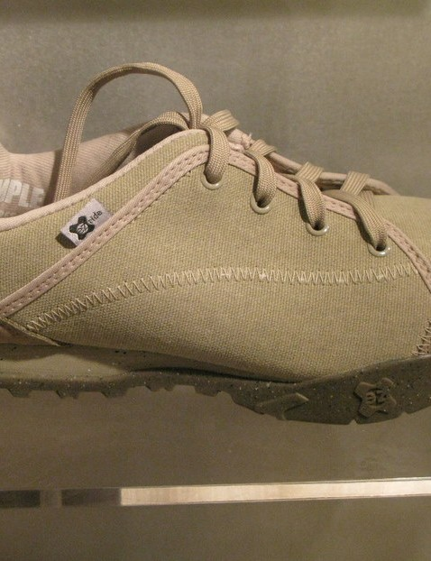 There are two new shoes in the beginner-friendly EX-Ride line, made from recycled materials