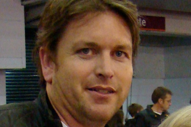 TV chef James Martin is under fire for comments he made in his Daily Mail column