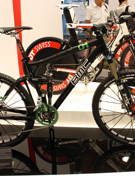 BMC is also introducing a new 120mm-travel Speedfox platform for marathon racers.