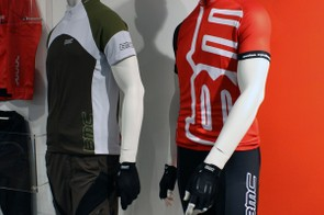 BMC also offers a clothing range in Europe and is still contemplating whether or not to bring it into the US.