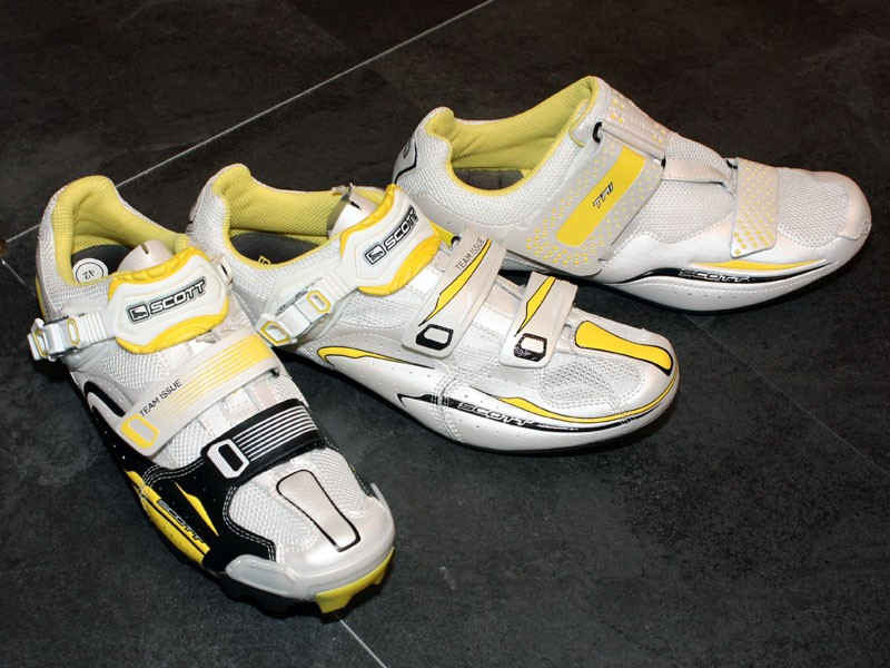 Scott has redesigned much of its shoe line for 2010.