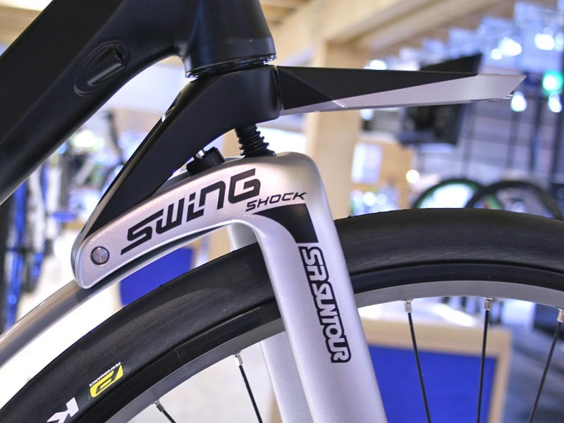 Suntour's Swing Shock
