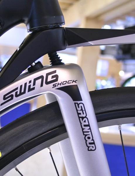Suntour's Swing Shock