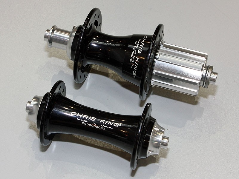 Chris King's new road-specific hubs are lighter, quieter and far smoother than the current Classics.