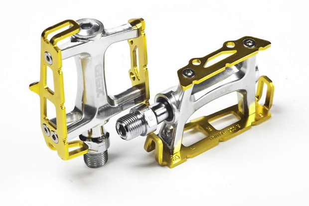 Genetic Pro Track Pedals