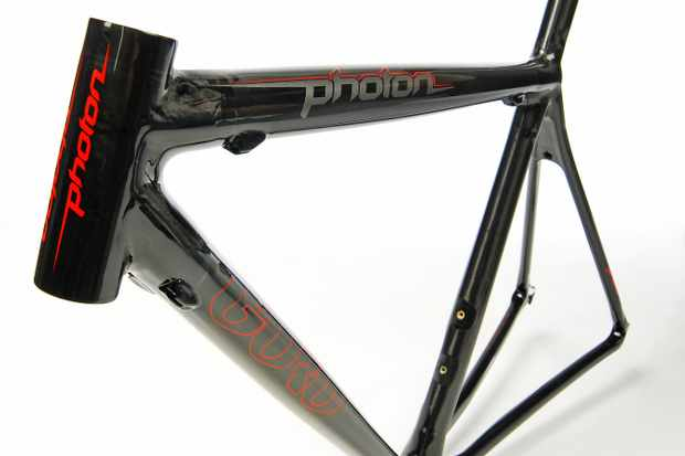 The 747g Guru Photon road frame.