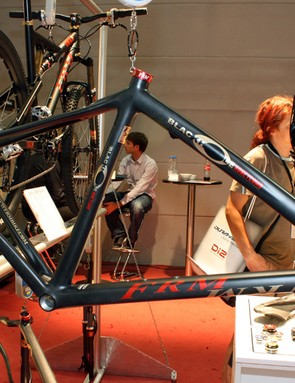 FRM is best known for its lightweight componentry but it also produces a selection of ultralight carbon frames, too.