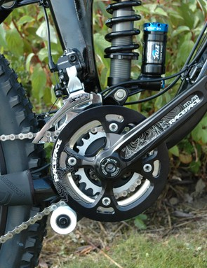 Race Face Atlas crankset