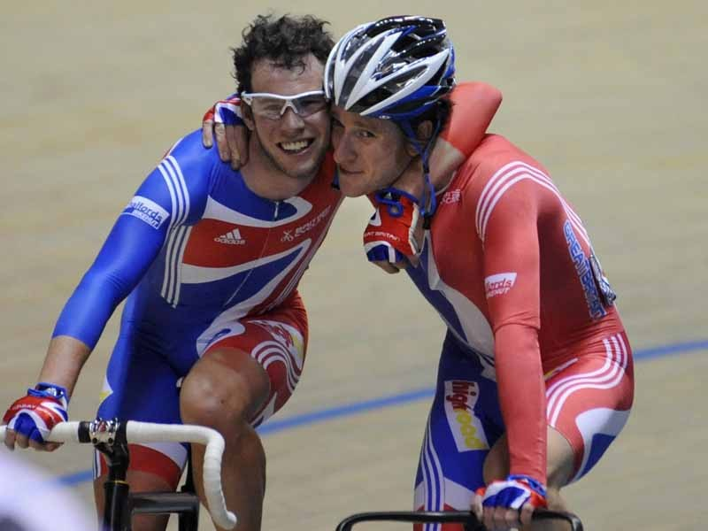 Mark Cavendish and Brad Wiggins head up a strong British men's squad for the road world championships in Mendrisio