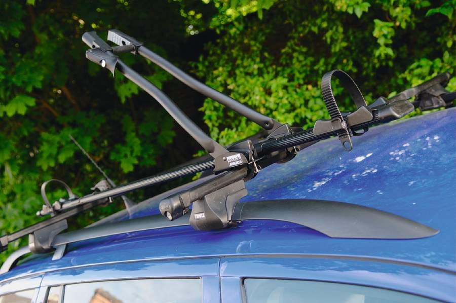 Halfords Advanced 2 Roof Mount Cycle Carrier