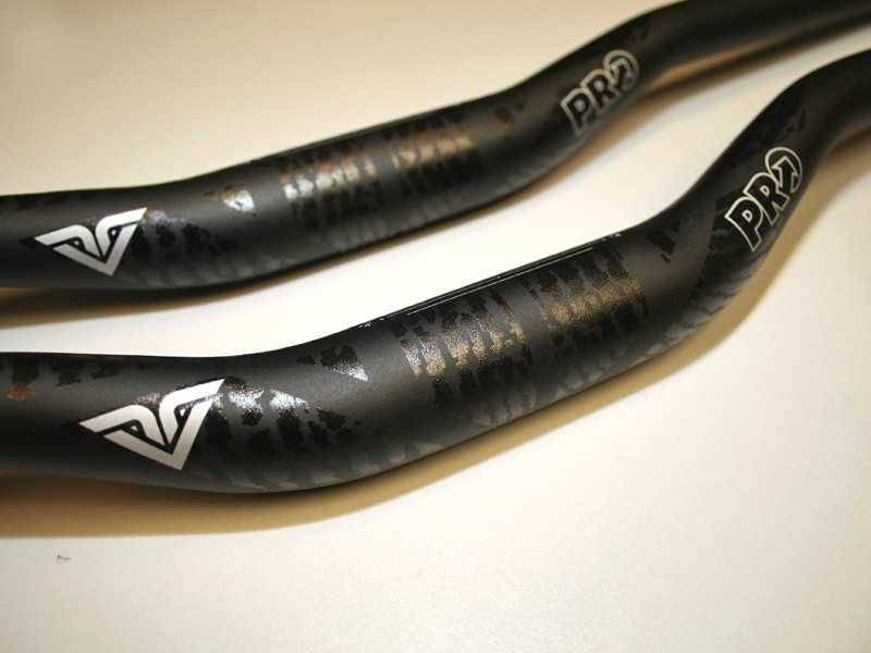 PRO Vanderham Star Series low and high rise bars