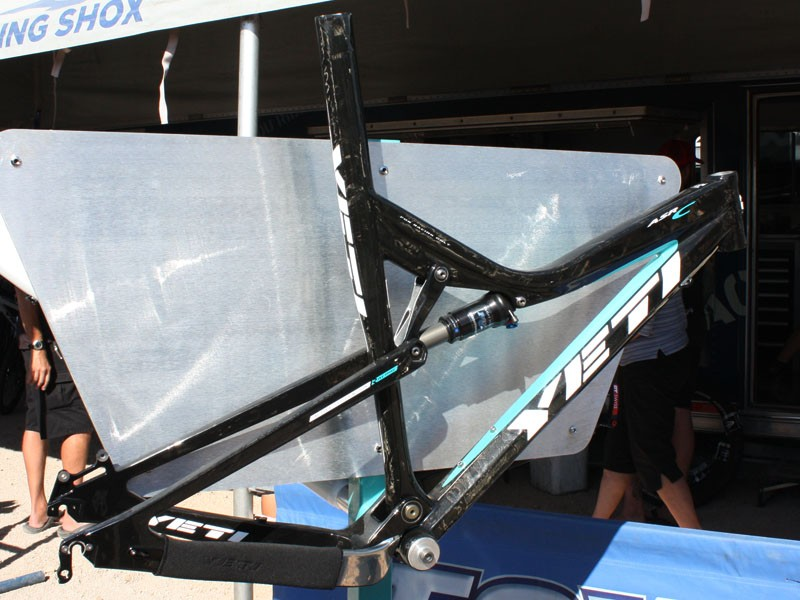 Interbike: Yeti's revamped ASR Carbon and DJ frames - BikeRadar