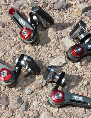 Avid's new Shorty Ultimate cantilever brakes edge a little closer to reality - but consumers still won't be able to buy them until the end of this year.