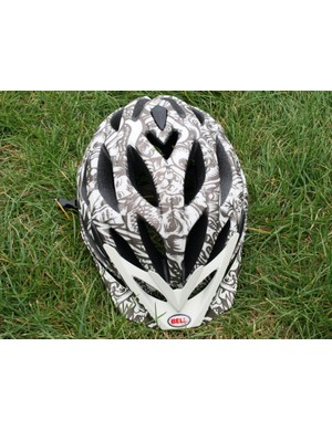 Bell Sequence Jimbo All Over bronze/chalk helmet