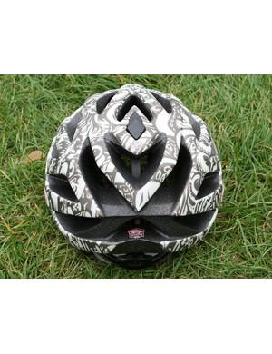 BellBell Sequence Jimbo All Over bronze/chalk helmet