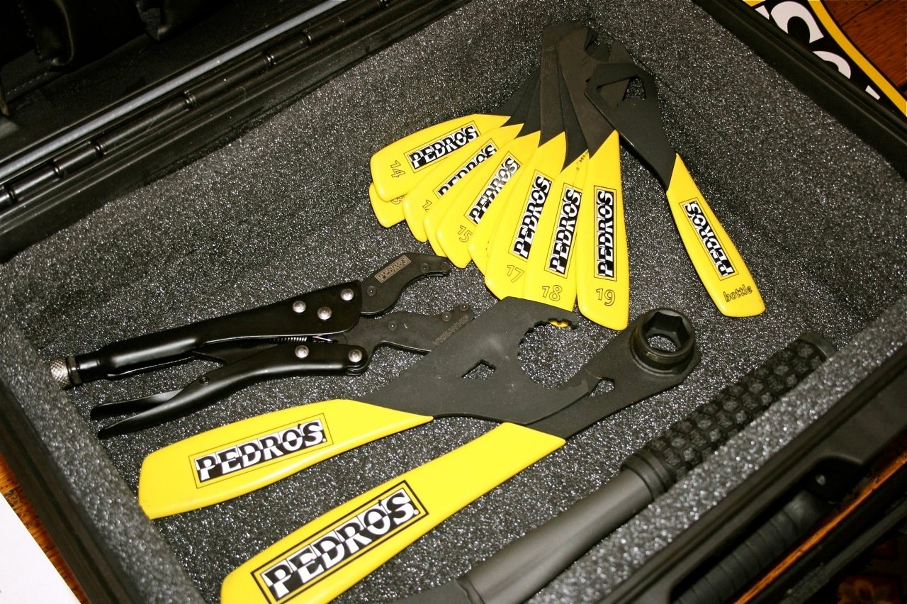 The 2010 Pedro's Master Tool Kit 3.0.