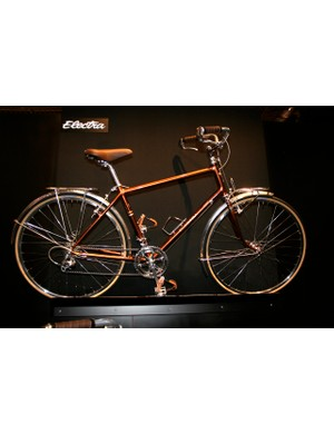 The 2010 Ticino 20D model.